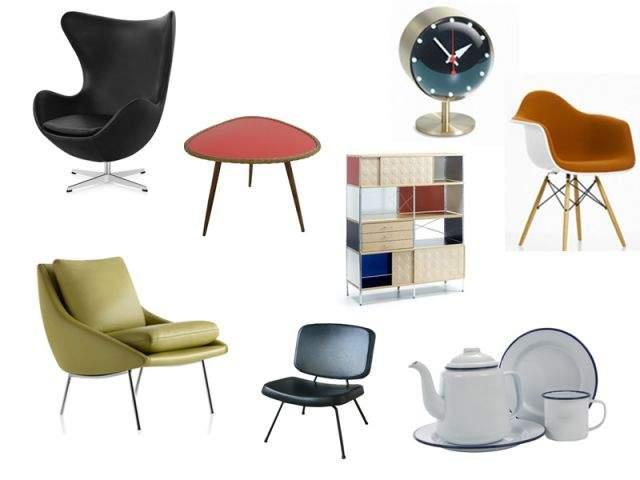Le design ann es 50 entre fonctionnalit et originalit for Deco americaine annee 50