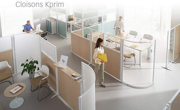 Acoustique dans un bureau 2