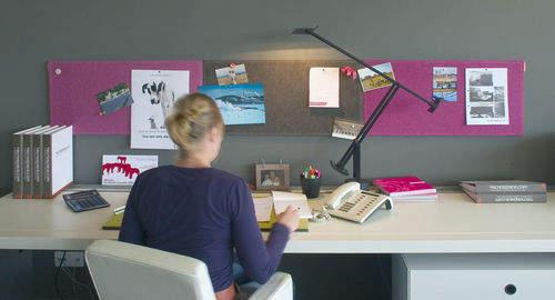 Acoustique dans un bureau 3