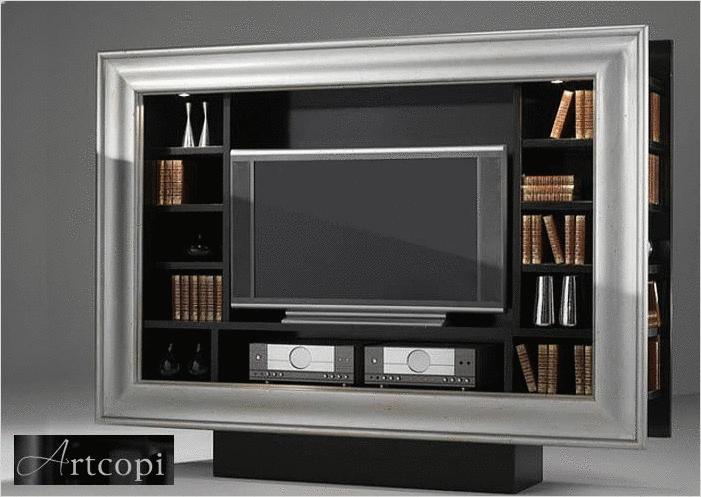 Comment choisir le bon meuble TV -> Les Meubles Ecran Plasma Murale