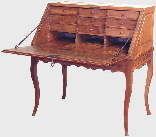 Bureaux style Louis XV 3