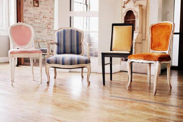 Les chaises de salon pratiques et indispensables for Chaise de salon