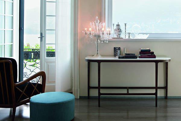La table console le meuble d co par excellence for Quoi mettre sur une table basse
