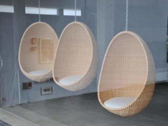 Le Egg Chair ou fauteuil œuf, un incontournable du design
