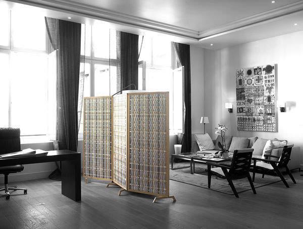 paravent paravents decofinder. Black Bedroom Furniture Sets. Home Design Ideas