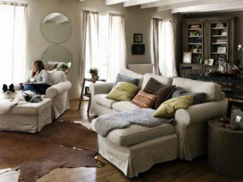 Pour votre salon que choisir : canapé, méridienne ou banquette ?