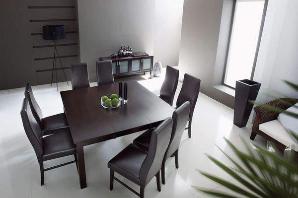 Comment choisir une table de repas pour sa salle manger for Salle a manger 8 personnes