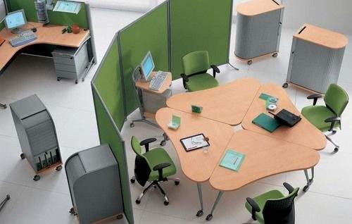 Table de reunion au bureau 1
