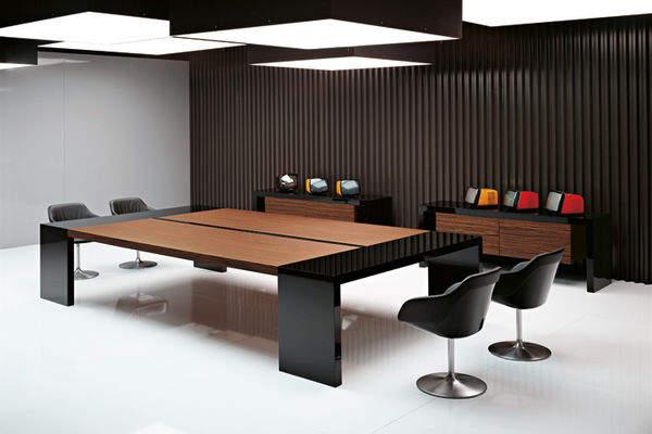 Table de reunion au bureau 3