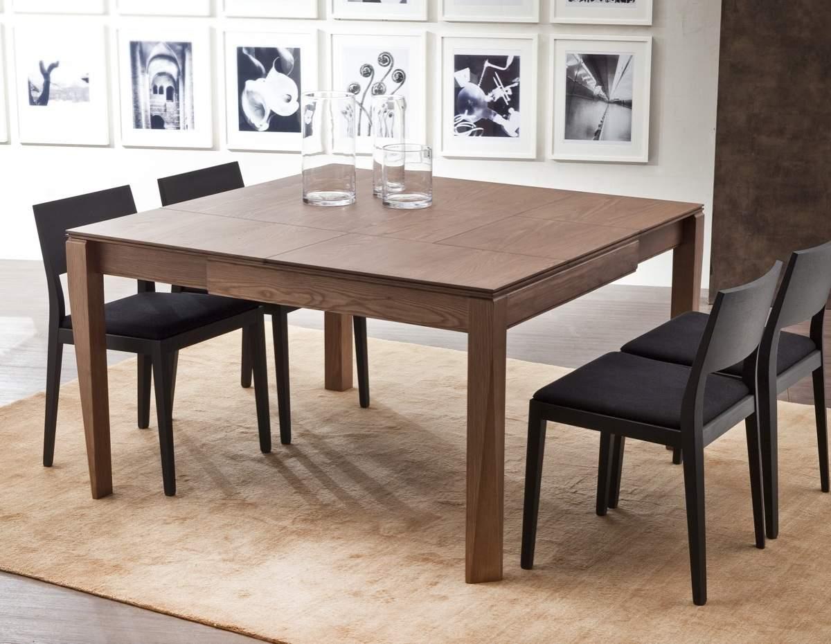 La table transformable conviviale et modulable - Tavolo quadrato allungabile design ...