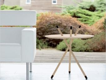 Le guéridon, un meuble d'appoint utile et décoratif.