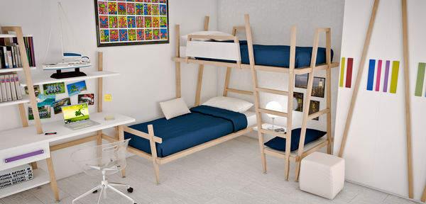 Choisir un lit superposé