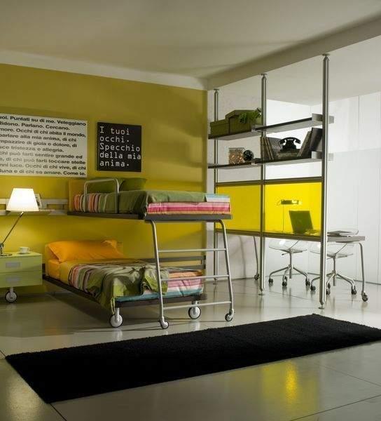 choisir un lit superpos la s curit avant tout. Black Bedroom Furniture Sets. Home Design Ideas
