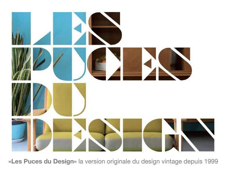 Venez chiner aux puces du design