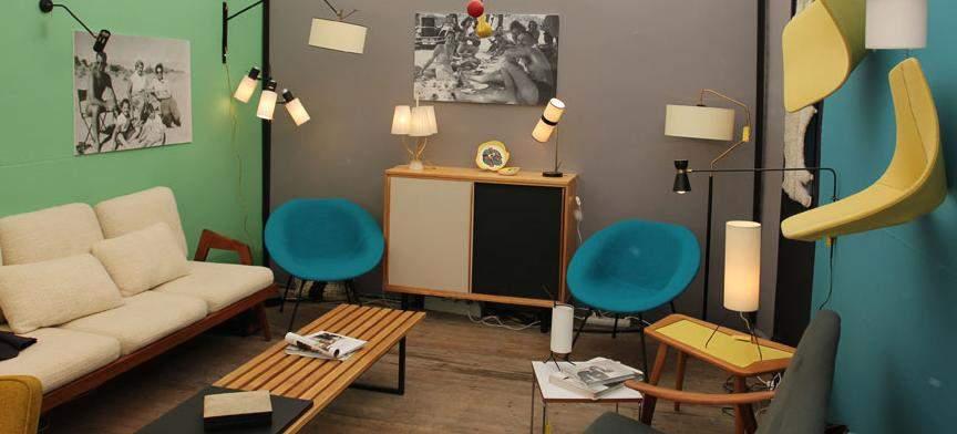 les puces du design 30 me dition. Black Bedroom Furniture Sets. Home Design Ideas