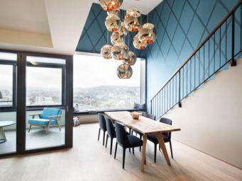 Luxueux loft contemporain à Zurich
