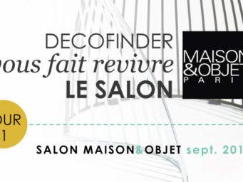 Jour 1 - Salon Maison & Objet 2014