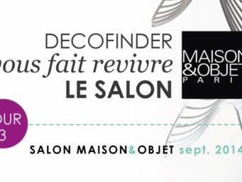Jour 3 - Salon Maison & Objet 2014