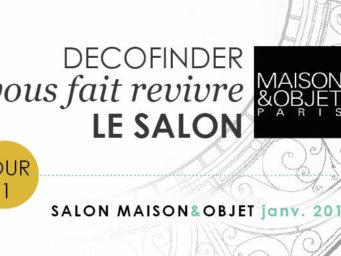 Jour 1 - Salon Maison & Objet 2015