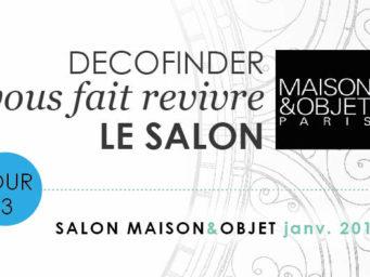 Jour 3 - Salon Maison & Objet 2015