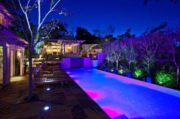 piscine lumianires