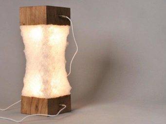 Découvrez la lampe Chrysalide