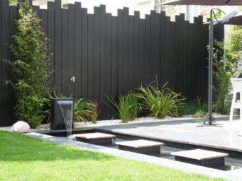Des clôtures pour mon jardin
