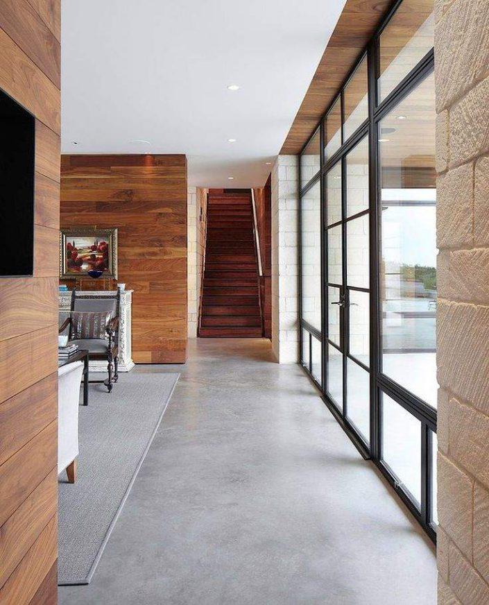 baie vitr e les bonnes raisons pour en installer une chez soi. Black Bedroom Furniture Sets. Home Design Ideas