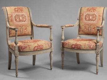Le fauteuil à travers les styles - Partie III