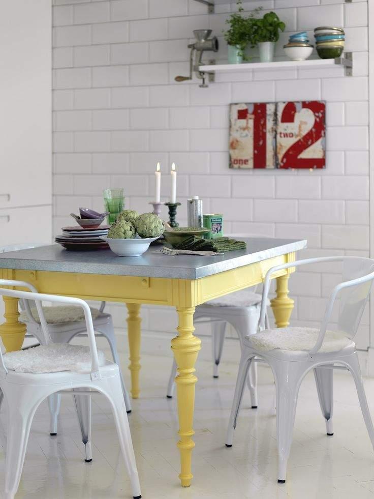 Quelle couleur choisir pour ma table de cuisine - Quelle balance de cuisine choisir ...