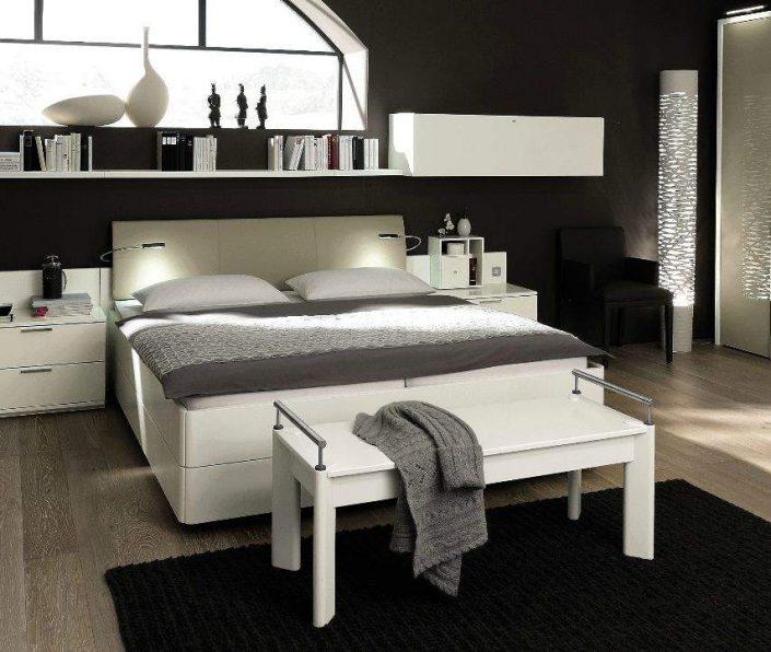quelques id es pour vous cr er un bout de lit design. Black Bedroom Furniture Sets. Home Design Ideas