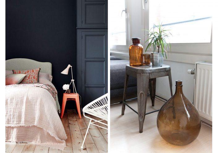 une table de chevet unique mode d 39 emploi. Black Bedroom Furniture Sets. Home Design Ideas
