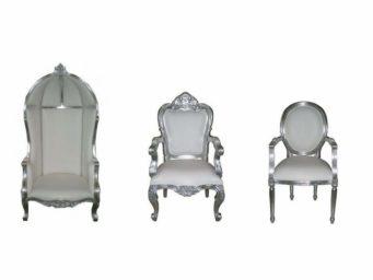 Le fauteuil à travers les styles - Partie I - Origine, de Louis XIII au style Régence