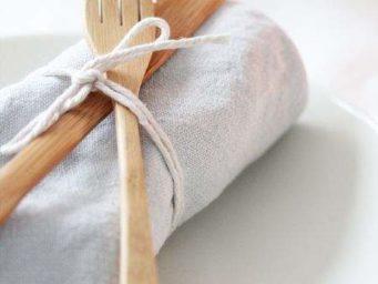 Couverts en bois : pourquoi les choisir