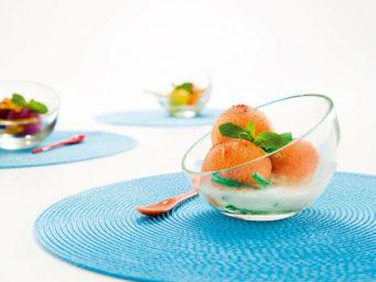 La coupe à glace : l'accessoire de table indispensable de l'été