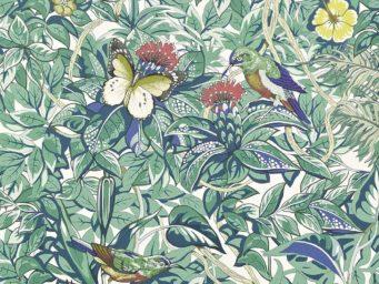 «Jungle Life», le papier peint vu par Robert Dallet
