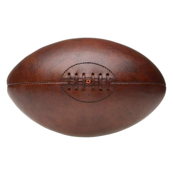 Le cuir mati re chic et performante pour mes quipements sportifs - Ballon de rugby cuir ...