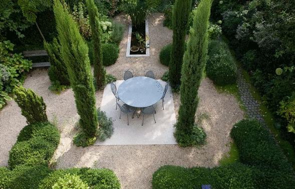 les jardins paysagers de xavier de chirac. Black Bedroom Furniture Sets. Home Design Ideas