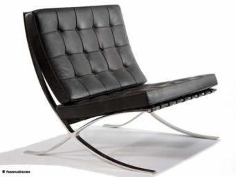 Les 5 fauteuils les plus emblématiques, la sélection Decofinder