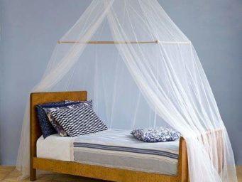 La moustiquaire, un accessoire utile