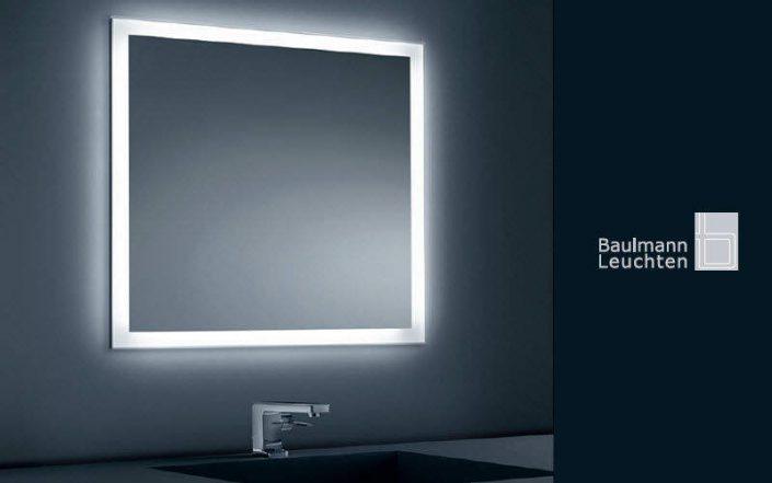 Miroir de salle de bains 5 crit res pour bien le choisir - Grand miroir salle de bain lumineux ...