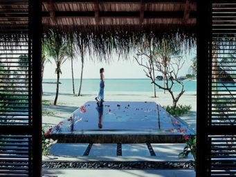 Coin de paradis aux Maldives