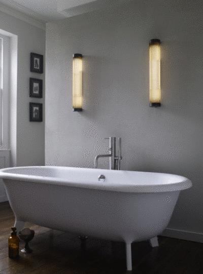 Eclairage Salle De Bain Retro: Appliques salle de bain retro ...
