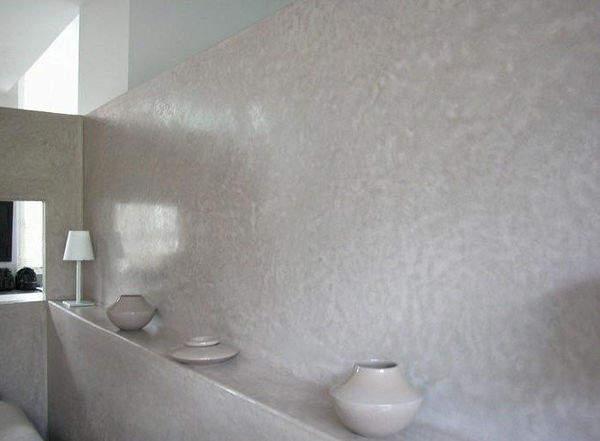 Autres rev tements muraux murs plafonds decofinder - Peindre sur tadelakt ...