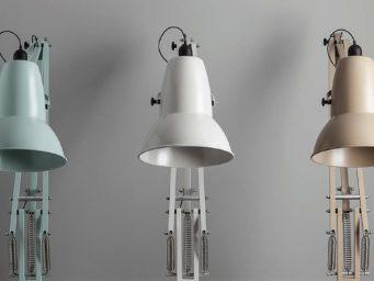 Le nouveau visage de l'Anglepoise, une lampe au design intemporel