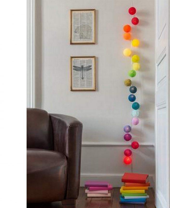 guirlande lumineuse la touche d co qui change tout. Black Bedroom Furniture Sets. Home Design Ideas
