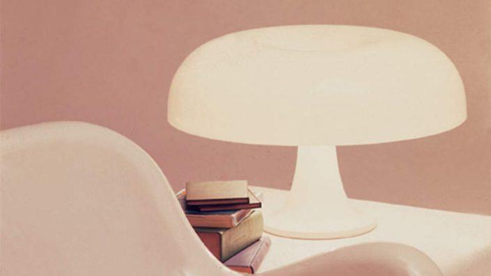 lampe à poser artémide