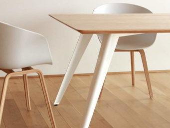 Le mobilier en bois vu par 'Coop établi'