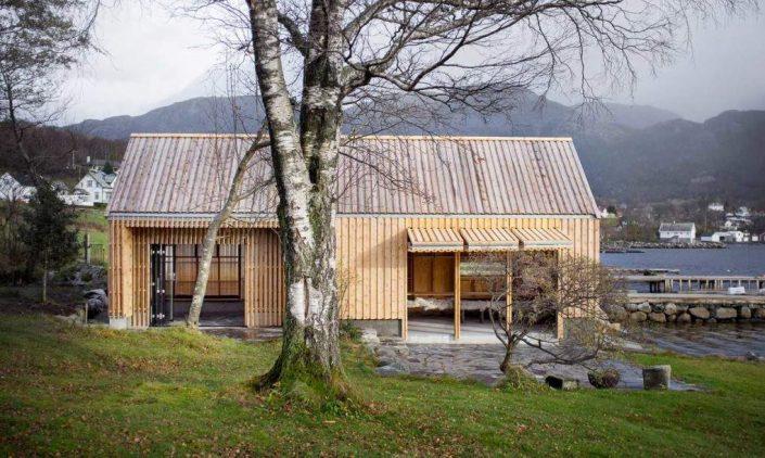 architecture norvege