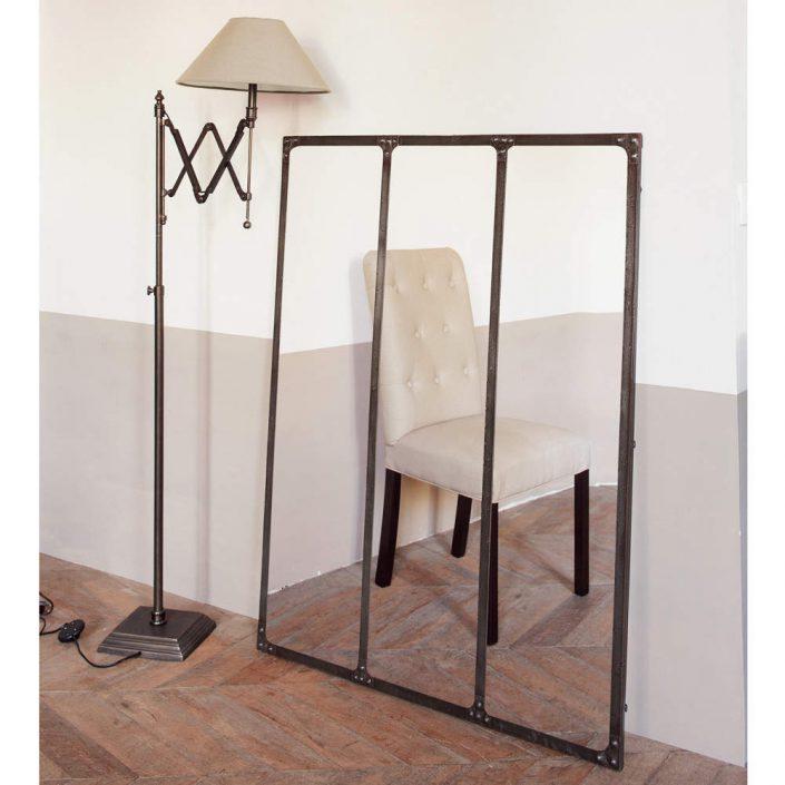 miroir triptyque accessoire chic et l gant. Black Bedroom Furniture Sets. Home Design Ideas